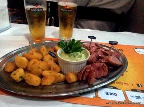 Comida di Buteco 2013 – BaixoAraguaia